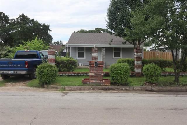 4829 Willie Street, Fort Worth, TX 76105 (MLS #14597527) :: The Rhodes Team