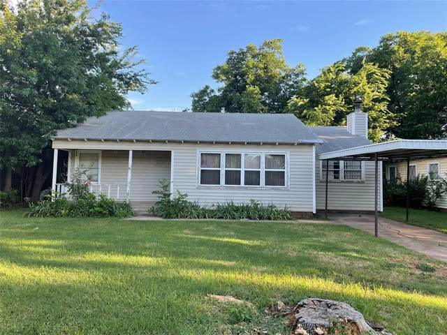 3273 College Street, Abilene, TX 79605 (MLS #14597538) :: VIVO Realty