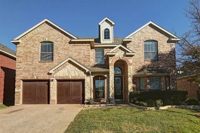 376 Spring Meadow Drive, Fairview, TX 75069 (MLS #14597548) :: Frankie Arthur Real Estate