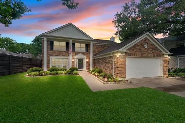 710 Premier Place, Grapevine, TX 76051 (MLS #14597558) :: VIVO Realty