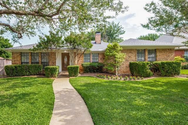 4017 Dome Drive, Addison, TX 75001 (MLS #14597588) :: The Russell-Rose Team