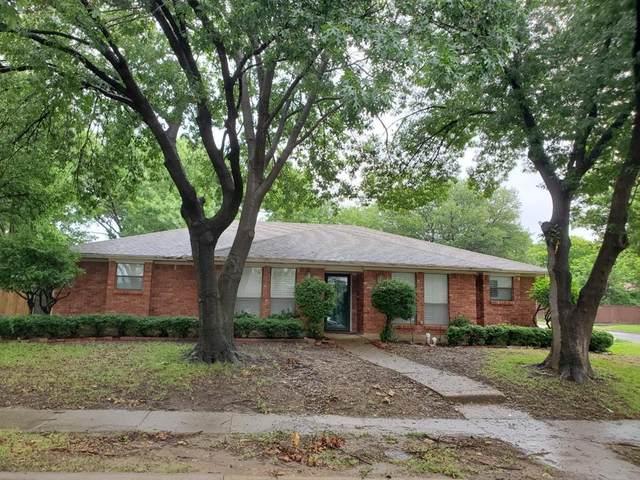 3800 Cemetery Hill Road, Carrollton, TX 75007 (MLS #14597602) :: The Mauelshagen Group