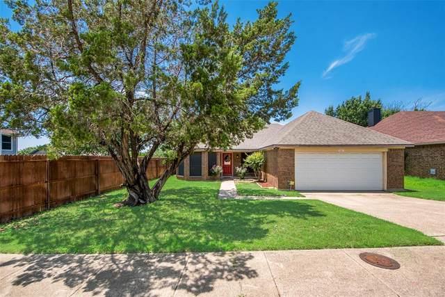 6935 Mountain Cedar Lane, Dallas, TX 75236 (MLS #14597604) :: The Heyl Group at Keller Williams