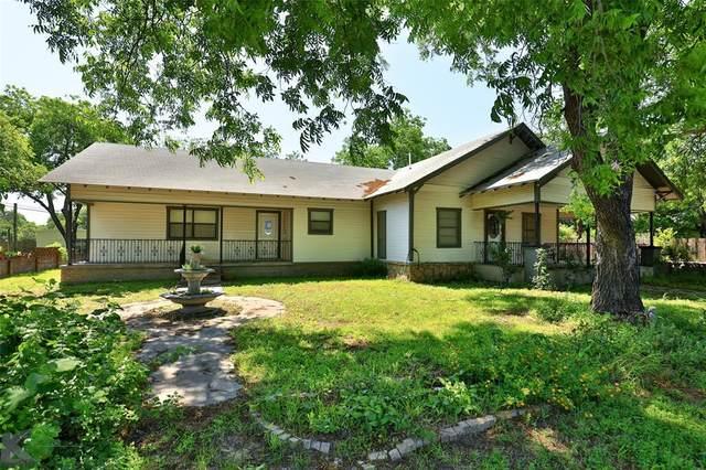 210 Stephens Street, Clyde, TX 79510 (MLS #14597623) :: Real Estate By Design