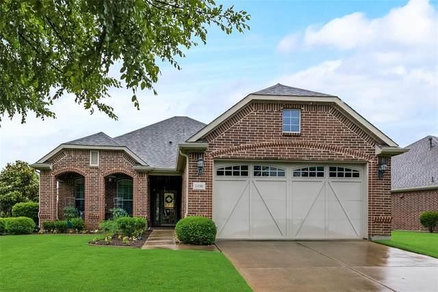 1196 Spyglass Hill Lane, Frisco, TX 75036 (MLS #14597670) :: Real Estate By Design