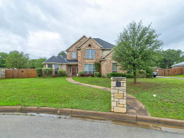 7552 Rose Crest Boulevard, Forest Hill, TX 76140 (MLS #14597672) :: Wood Real Estate Group