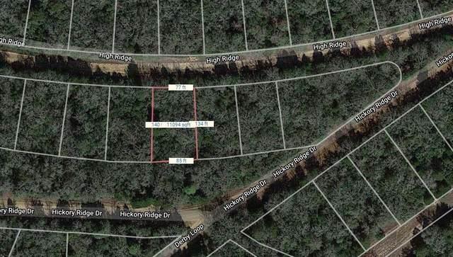Lot 4 High Ridge, Hilltop Lakes, TX 77871 (MLS #14597702) :: Jones-Papadopoulos & Co