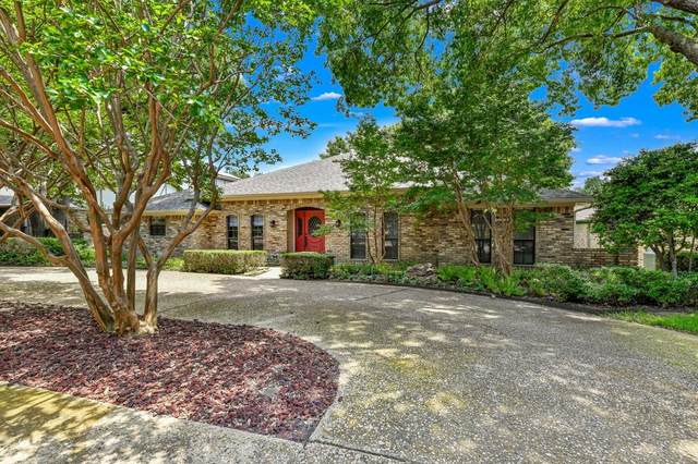 9226 Arbor Trail Drive E, Dallas, TX 75243 (MLS #14597707) :: Maegan Brest | Keller Williams Realty