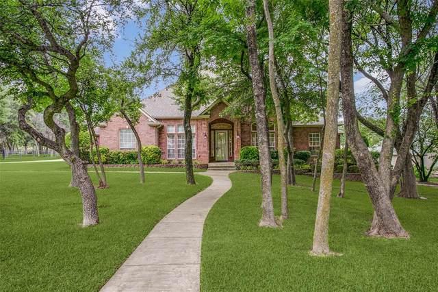 133 Oakwood Court, Lakeside, TX 76135 (MLS #14597714) :: Front Real Estate Co.