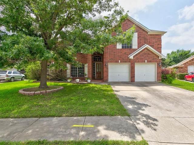 7717 Buccaneer Circle, Arlington, TX 76016 (MLS #14597723) :: Front Real Estate Co.