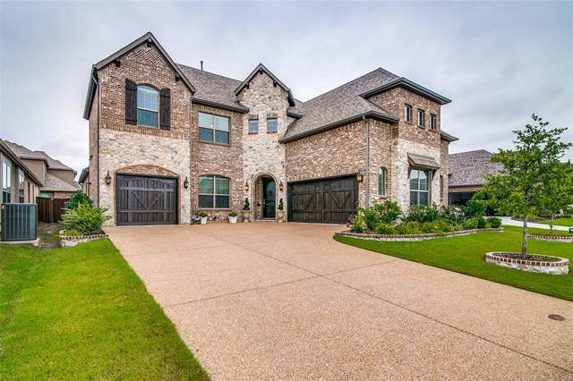 1018 Amber Knoll Drive, Rockwall, TX 75087 (MLS #14597725) :: Real Estate By Design