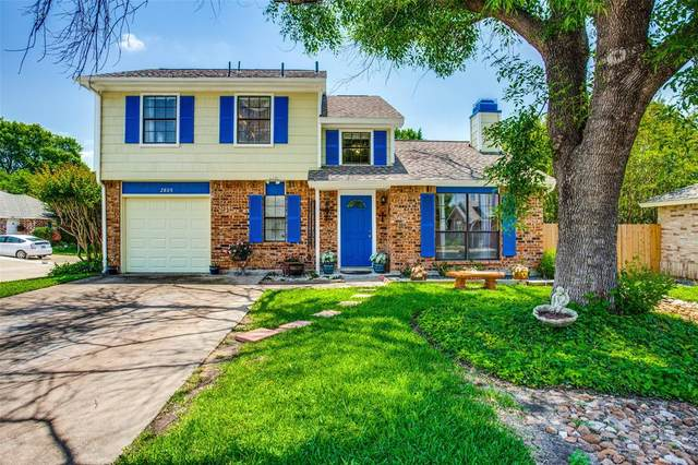 2809 Persimmons Court, Plano, TX 75074 (MLS #14597734) :: The Mike Farish Group