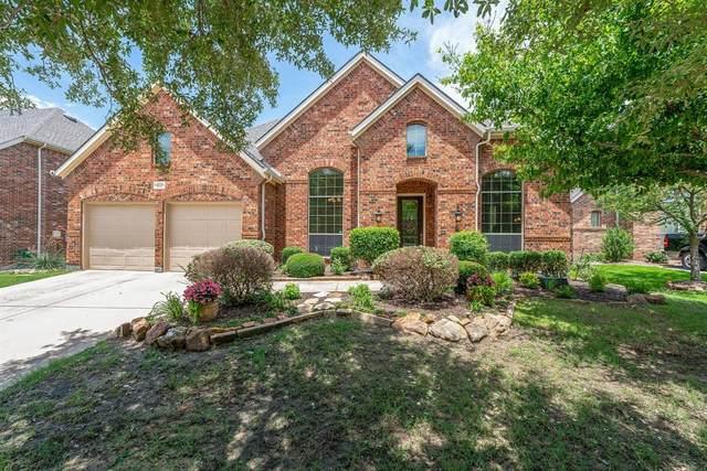 1117 Burnett Drive, Lantana, TX 76226 (MLS #14597738) :: Real Estate By Design