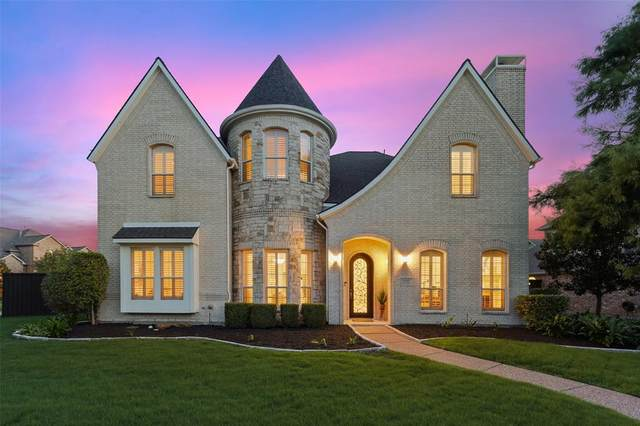 10011 Tambra Drive, Frisco, TX 75033 (MLS #14597761) :: The Mitchell Group
