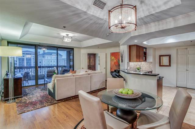 5909 Luther Lane #903, Dallas, TX 75225 (#14597763) :: Homes By Lainie Real Estate Group