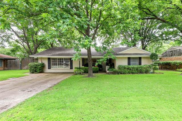 630 Thad Drive, Irving, TX 75061 (MLS #14597767) :: Real Estate By Design
