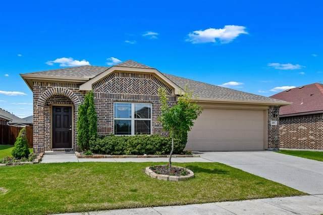 485 Harding Lane, Lavon, TX 75166 (MLS #14597780) :: Real Estate By Design
