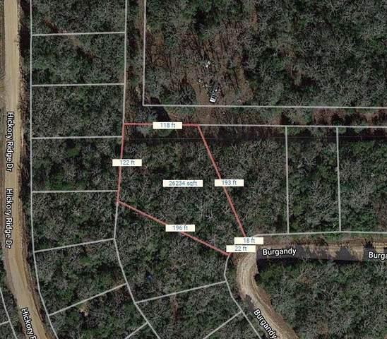 Lot 18 Burgandy, Hilltop Lakes, TX 77871 (MLS #14597783) :: Jones-Papadopoulos & Co