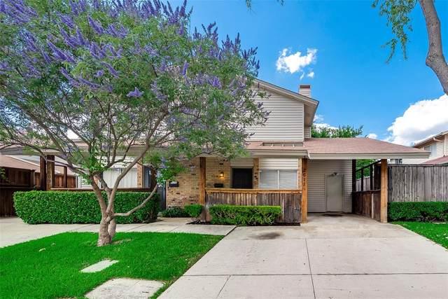 2611 Via Cordova, Carrollton, TX 75006 (MLS #14597803) :: The Good Home Team