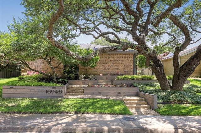 16946 Davenport Court, Dallas, TX 75248 (MLS #14597849) :: The Hornburg Real Estate Group