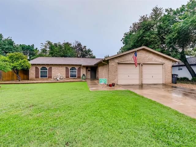 3705 Kelvin Avenue, Fort Worth, TX 76133 (MLS #14597855) :: Keller Williams Realty