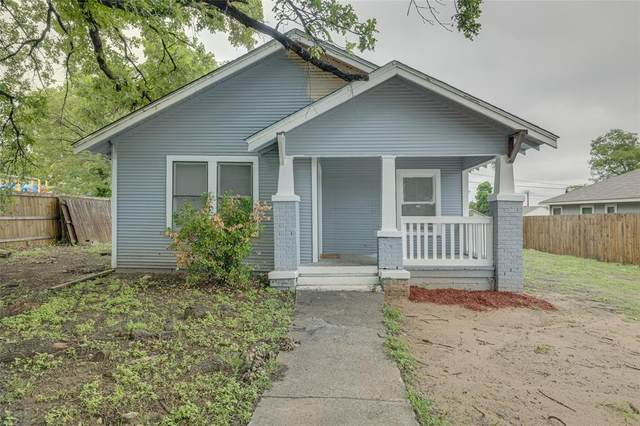 3215 Fitzhugh Avenue, Fort Worth, TX 76105 (MLS #14597879) :: The Heyl Group at Keller Williams