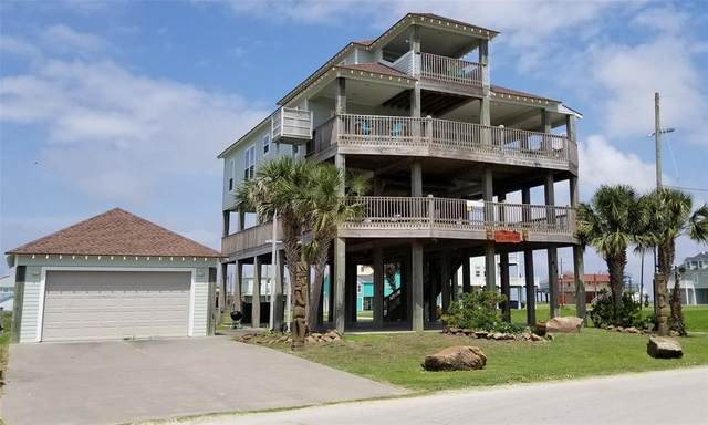 879 Gulf Shores Drive, Crystal Beach, TX 77560 (MLS #14597883) :: Real Estate By Design