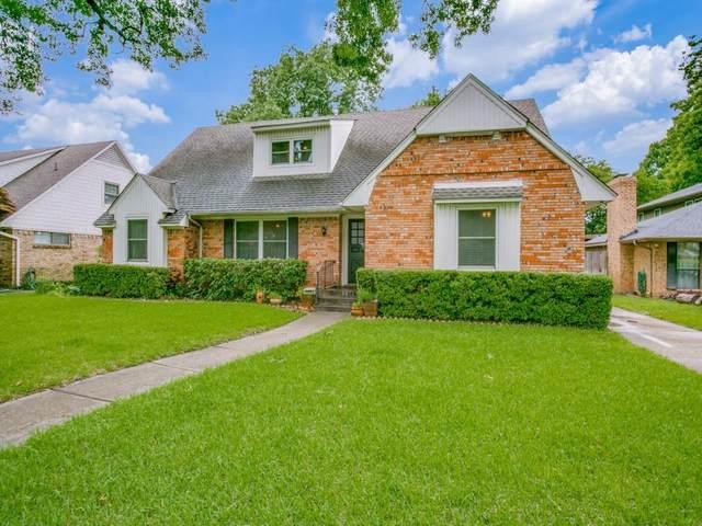 7061 Arboreal Drive, Dallas, TX 75231 (MLS #14597900) :: The Chad Smith Team
