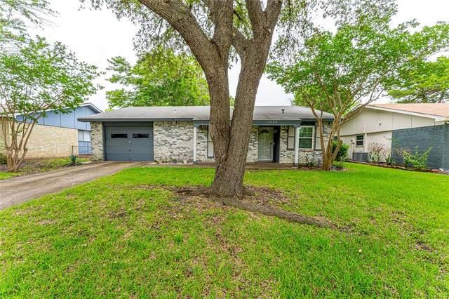 1429 Deepwood Drive, Garland, TX 75040 (MLS #14597967) :: Craig Properties Group
