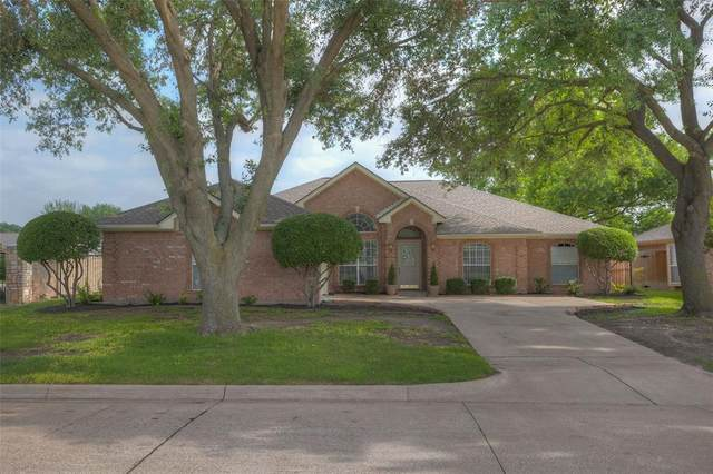 3120 Riverwood Drive, Fort Worth, TX 76116 (MLS #14597989) :: The Chad Smith Team