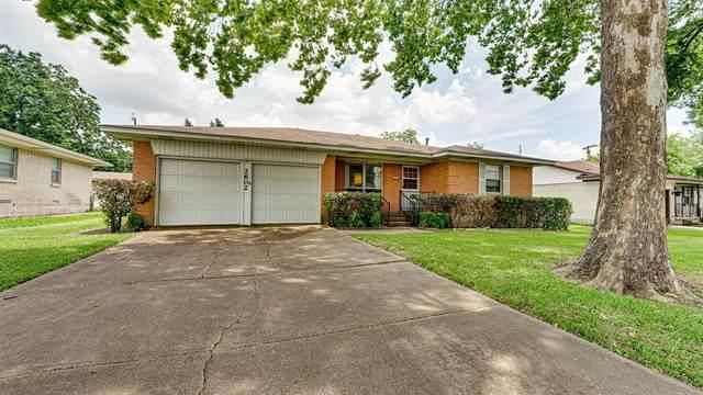 2602 Ridgecrest Drive, Garland, TX 75041 (MLS #14598029) :: EXIT Realty Elite