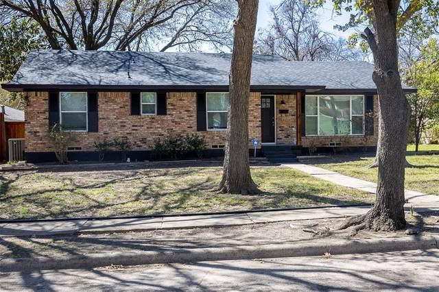 3615 Creek View Drive, Dallas, TX 75233 (MLS #14598040) :: Bray Real Estate Group