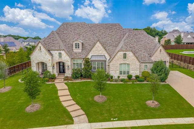540 Whitley Place Drive, Prosper, TX 75078 (MLS #14598044) :: The Mike Farish Group