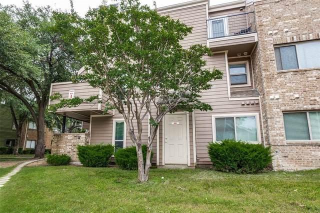 9829 Walnut Street #212, Dallas, TX 75243 (MLS #14598062) :: Real Estate By Design