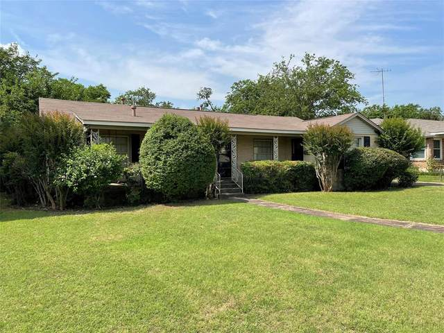 3523 S Hills Avenue, Fort Worth, TX 76109 (MLS #14598069) :: Real Estate By Design