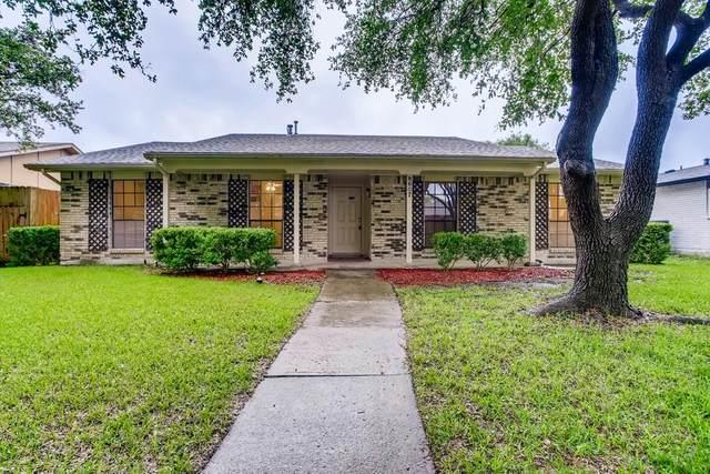 8607 Baumgarten Drive, Dallas, TX 75228 (MLS #14598090) :: Real Estate By Design