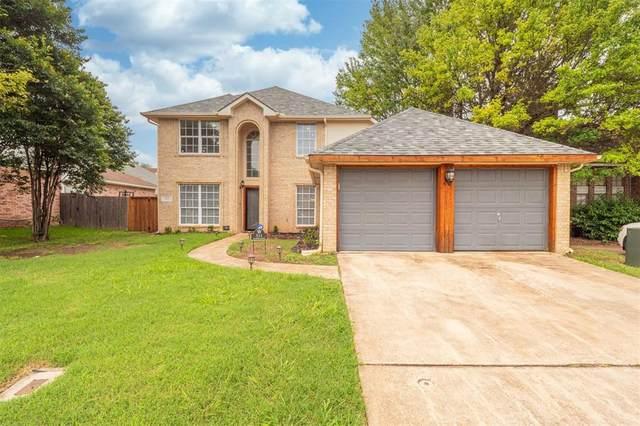 511 San Pedro Avenue, Duncanville, TX 75137 (MLS #14598106) :: The Heyl Group at Keller Williams