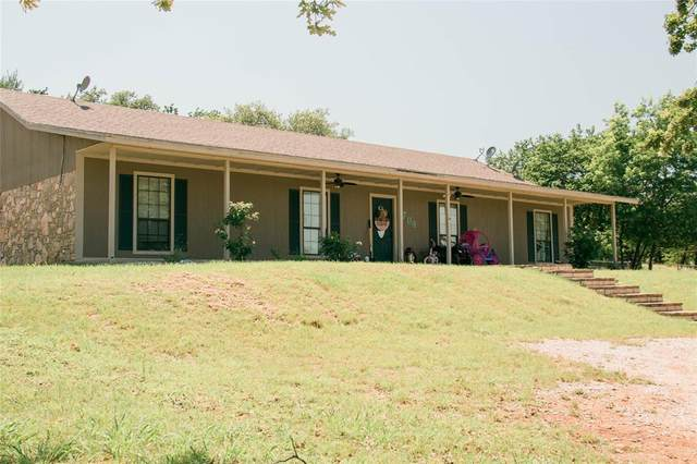 704 County Road 237 Road, Eastland, TX 76448 (MLS #14598110) :: Real Estate By Design