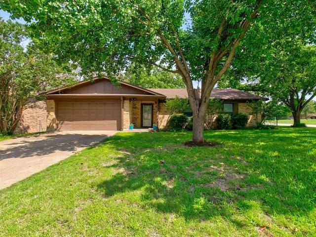 2601 Phelps Street, Stephenville, TX 76401 (MLS #14598127) :: The Hornburg Real Estate Group