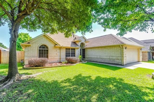 508 Kempson Court, Saginaw, TX 76179 (MLS #14598128) :: Craig Properties Group