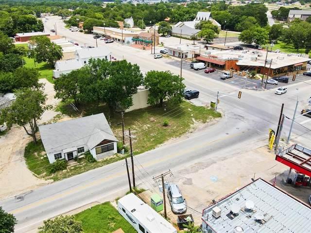 101 W Main Street, Azle, TX 76020 (MLS #14598135) :: Real Estate By Design