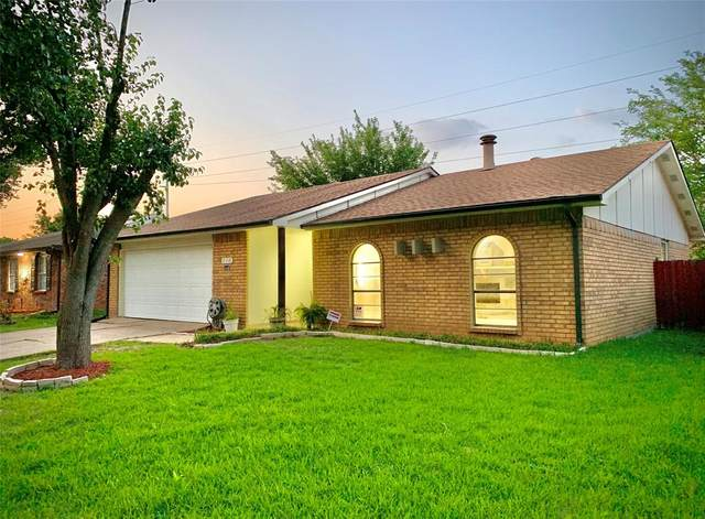 2310 Norway Drive, Garland, TX 75040 (MLS #14598156) :: The Good Home Team