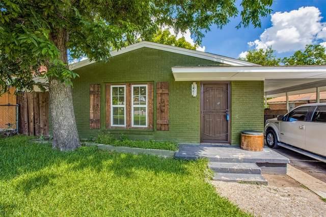 1731 E Elmore Avenue, Dallas, TX 75216 (MLS #14598161) :: VIVO Realty