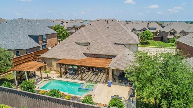 2240 Nocona Drive, Prosper, TX 75078 (MLS #14598175) :: VIVO Realty