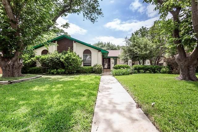 4321 Cinnabar Drive, Dallas, TX 75227 (MLS #14598209) :: Real Estate By Design