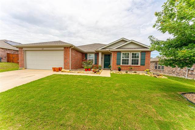 1311 Feather Crest Drive, Krum, TX 76249 (MLS #14598219) :: Real Estate By Design