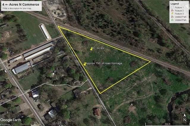 901 N Commerce Street, Corsicana, TX 75110 (MLS #14598227) :: VIVO Realty