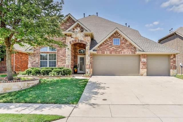 1412 Mesa Flats Drive, Fort Worth, TX 76052 (MLS #14598236) :: Robbins Real Estate Group