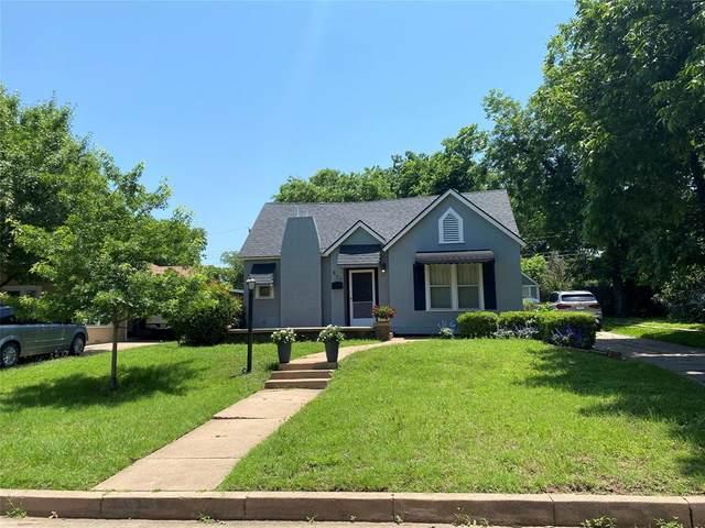 877 Santos Street, Abilene, TX 79605 (MLS #14598240) :: The Property Guys