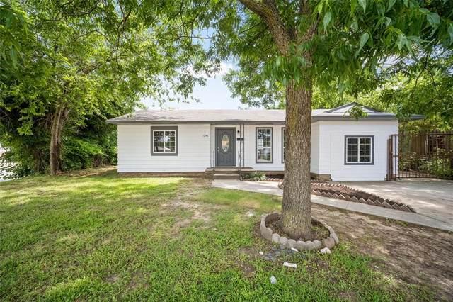 1240 Marlynn Street, Irving, TX 75061 (MLS #14598281) :: VIVO Realty
